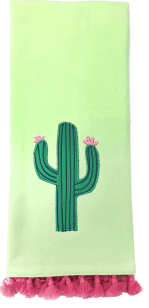 $0.50 for Cactus Home Decor Line (expiring on Sunday, 07/01/2018). Offer available at JOANN .