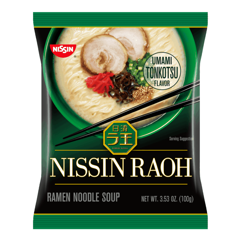 $0.75 for Nissin RAOH (expiring on Thursday, 07/02/2020). Offer available at Walmart.