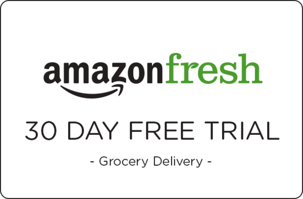 $0.00 for Amazon Fresh- Free Trial. Offer available at Amazon.