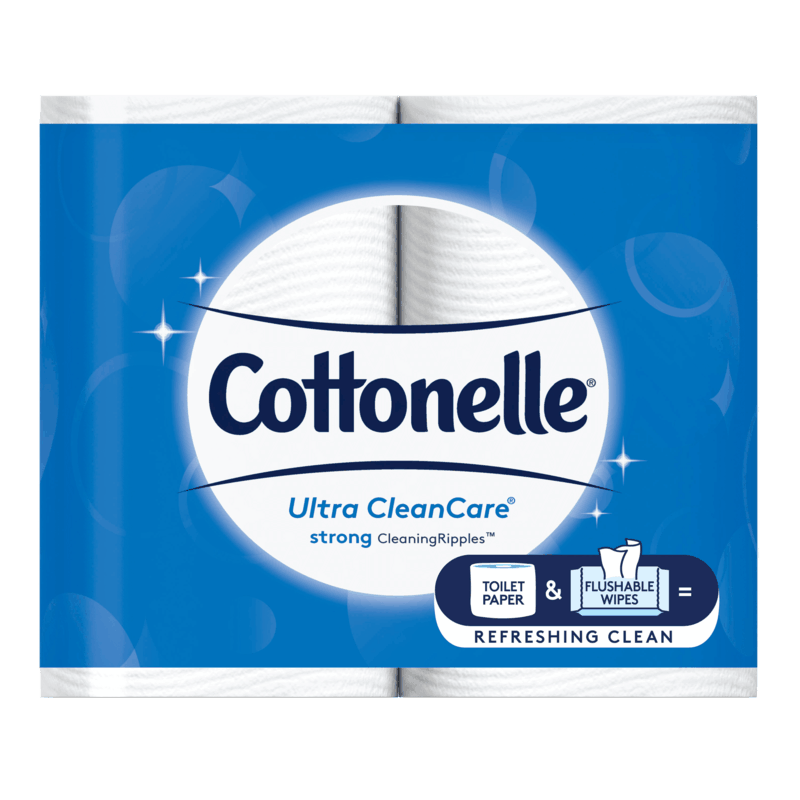 $0.25 for Cottonelle Toilet Paper (expiring on Thursday, 12/31/2020). Offer available at multiple stores.
