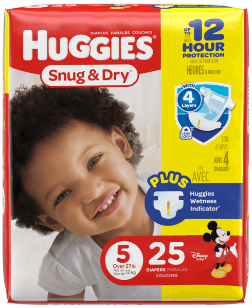 $2.00 for Huggies® Diapers (expiring on Wednesday, 02/28/2018). Offer available at Rite Aid.