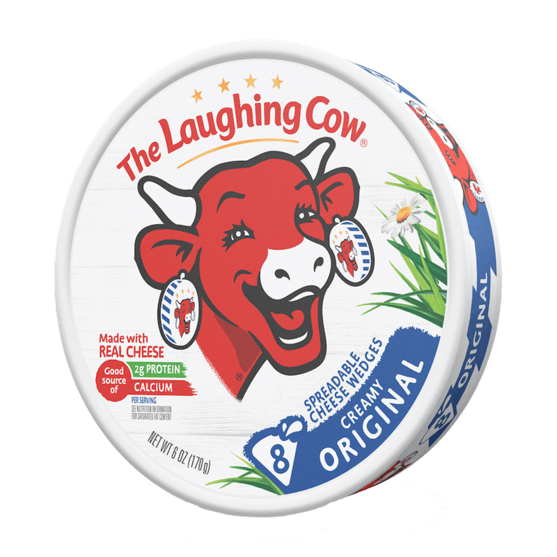$0.50 for The Laughing Cow Wedges (expiring on Saturday, 10/31/2020). Offer available at Walmart, Walmart Grocery.