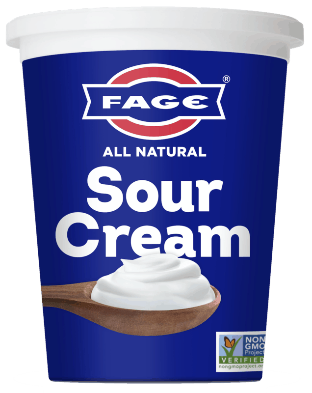 $1.00 for FAGE Sour Cream (expiring on Tuesday, 03/16/2021). Offer available at Walmart, Walmart Grocery.