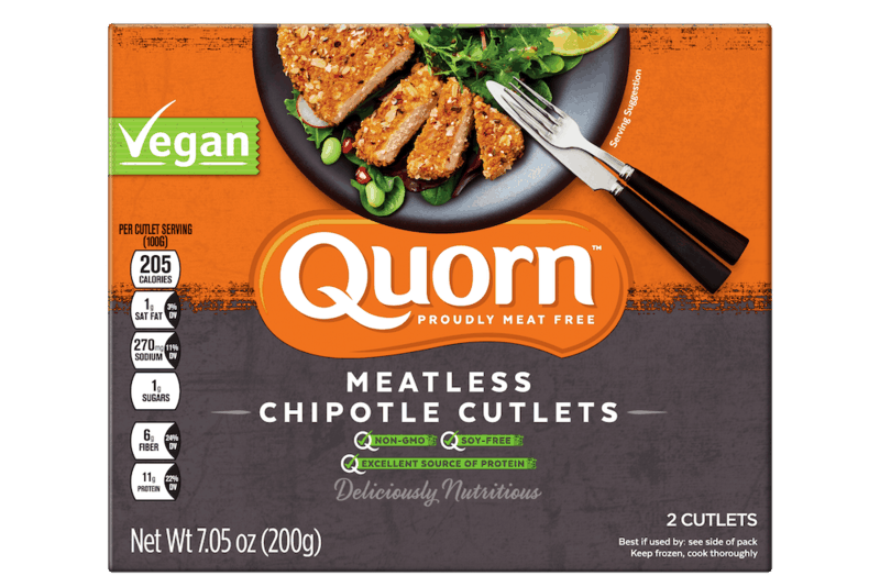 $2.00 for Quorn Chipotle Cutlets (expiring on Saturday, 10/31/2020). Offer available at Publix.