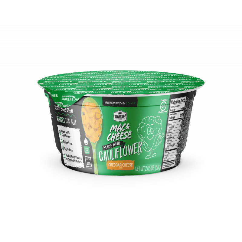 $1.00 for Veggiecraft Pasta Cups. Offer available at Walmart, Walmart Pickup & Delivery.
