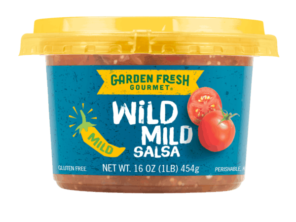 $1.00 for Garden Fresh Gourmet® Salsa (expiring on Tuesday, 07/31/2018). Offer available at Meijer, Wegmans.