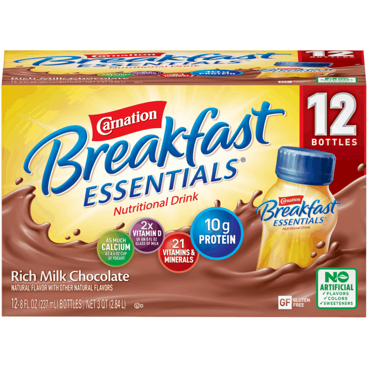 $3.00 for Carnation Breakfast Essentials Nutritional Products Ready-To-Drink (expiring on Thursday, 04/29/2021). Offer available at multiple stores.