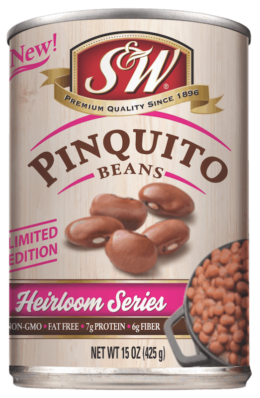 $0.50 for S&W® Heirloom Beans (expiring on Monday, 05/31/2021). Offer available at Whole Foods Market, Albertsons, Raley's, Bashas'.
