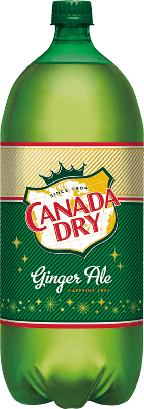 $0.25 for Canada Dry® Ginger Ale. Offer available at multiple stores.