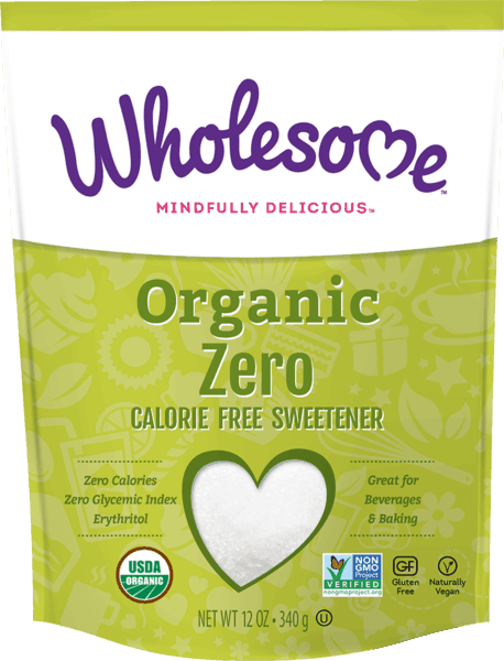 $1.00 for Wholesome™ Organic Zero Calorie-Free Sweetener (expiring on Thursday, 02/08/2018). Offer available at multiple stores.