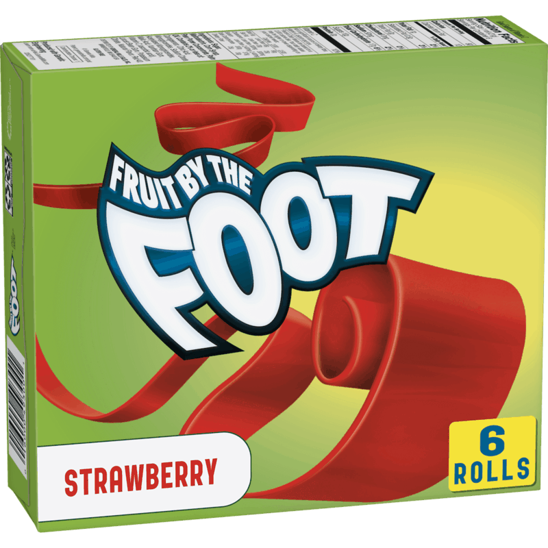 $0.25 for Fruit By The Foot™. Offer available at multiple stores.