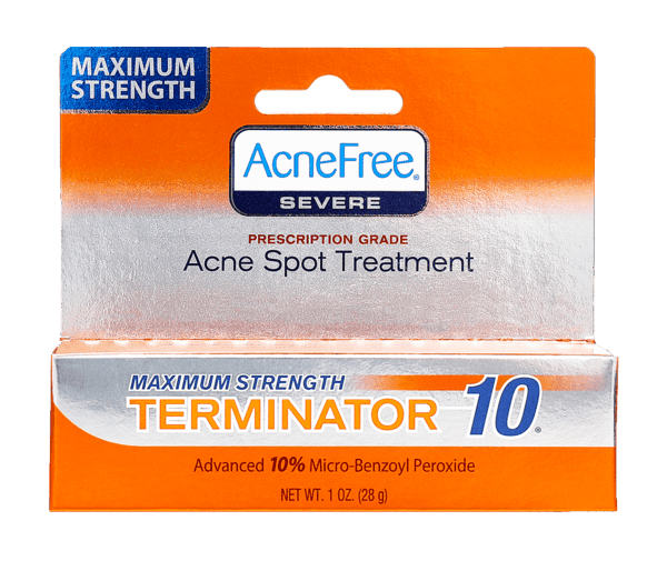 1 00 For Acnefree 174 Terminator 10 Acne Spot Treatment