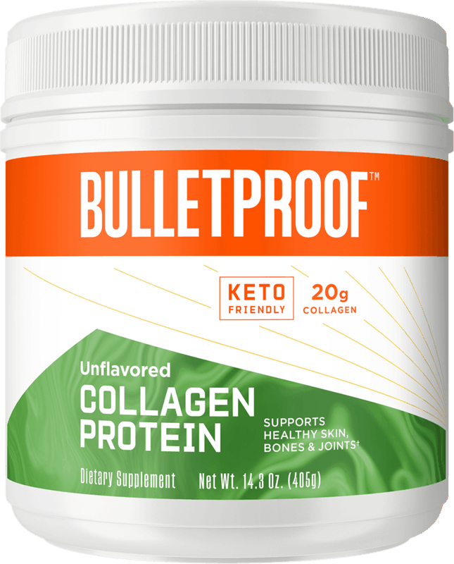$10.00 for Bulletproof Collagen Protein Powder + Vitamin C. Offer available at Target, Target Online.