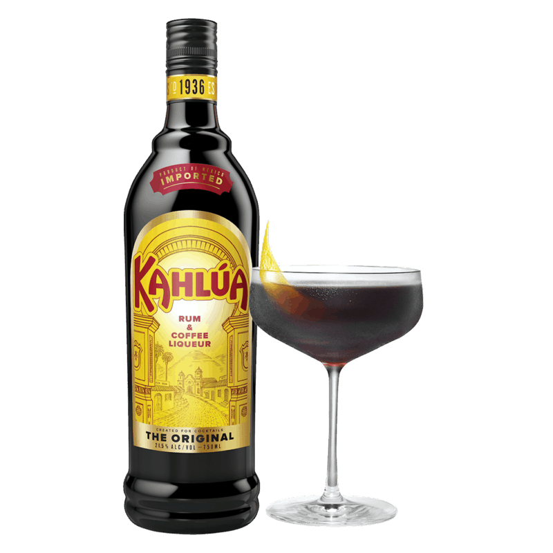 $6.00 for Kahlúa Liqueur. Offer available at Any Restaurant, Any Bar.