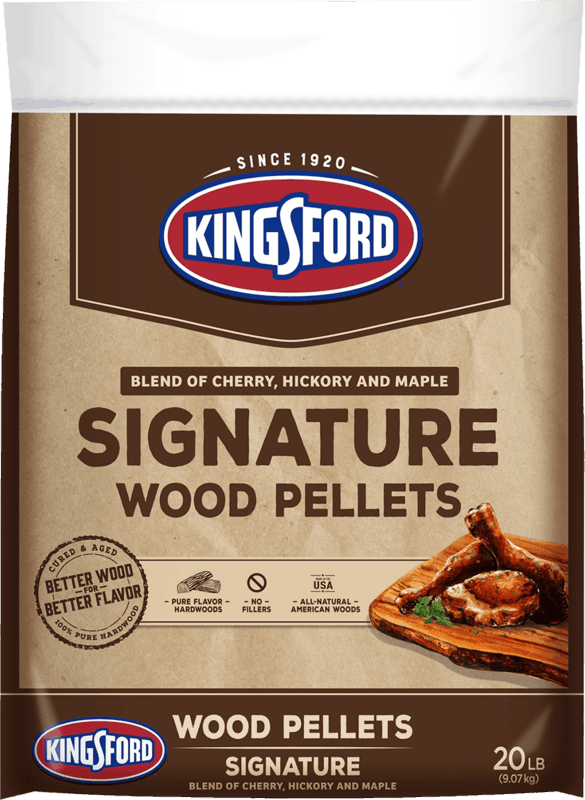 $5.00 for Kingsford Wood Pellets (expiring on Monday, 05/31/2021). Offer available at Walmart, Walmart Pickup & Delivery.