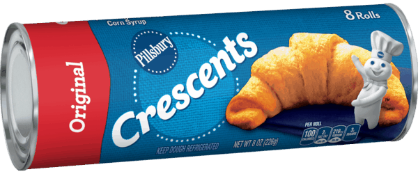 $0.50 for Pillsbury™ Crescent Rolls (expiring on Wednesday, 08/08/2018). Offer available at WinCo Foods.