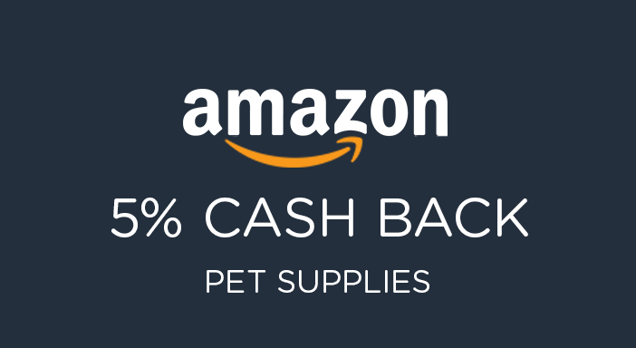 $0.00 for Amazon Pet Supplies (expiring on Tuesday, 12/24/2019). Offer available at Amazon.