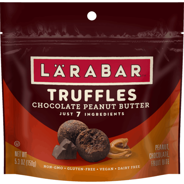$1.00 for LÄRABAR® Bites & Truffles (expiring on Saturday, 03/02/2019). Offer available at Target.