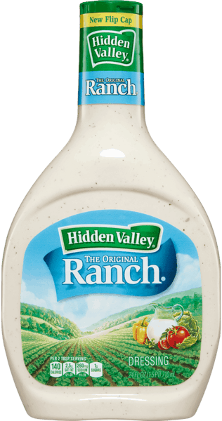 $0.50 for Hidden Valley® Original Ranch® or Dry Dips (expiring on Monday, 07/30/2018). Offer available at Walmart.