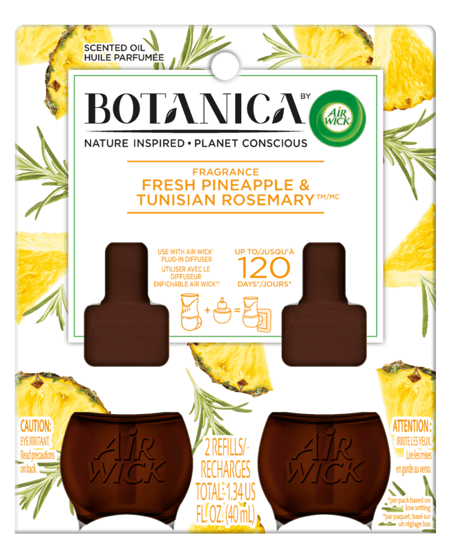 $2.00 for Botanica by Air Wick Room Spray, Scented Oil Kit or Scented Oil Refills (expiring on Monday, 04/27/2020). Offer available at Target.
