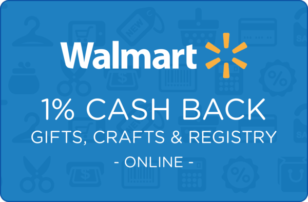 $0.00 for Walmart.com Gifts, Crafts and Registry (expiring on Monday, 04/23/2018). Offer available at Walmart.com.