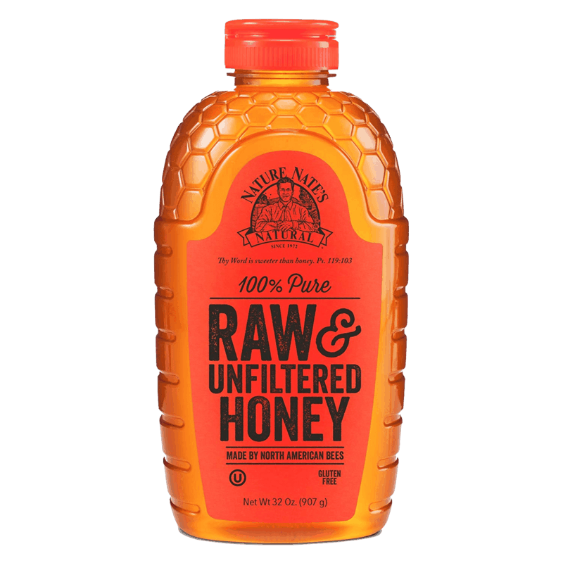 $1.00 for Nature Nate's Honey (expiring on Wednesday, 04/22/2020). Offer available at Walmart, Walmart Grocery.