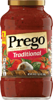 graphic relating to Prego Printable Coupons called $0.75 for Prego® Pasta Sauce. Offer you offered at various