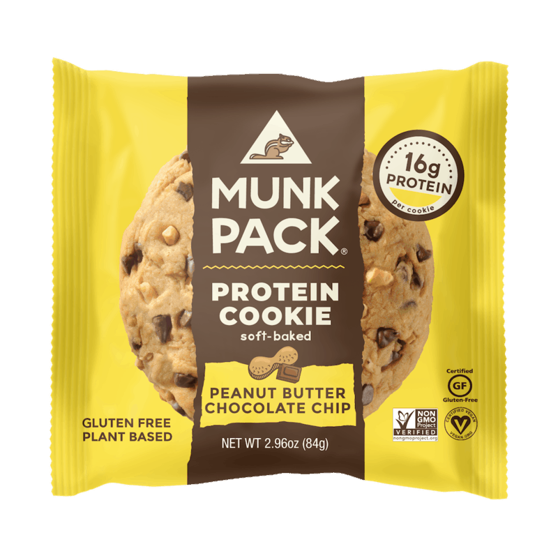 $1.00 for Munk Pack Single Protein Cookie (expiring on Sunday, 03/07/2021). Offer available at Whole Foods Market®.