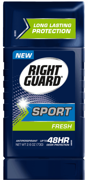 $0.50 for Right Guard® Sport Antiperspirant Deodorant (expiring on Tuesday, 04/25/2017). Offer available at multiple stores.