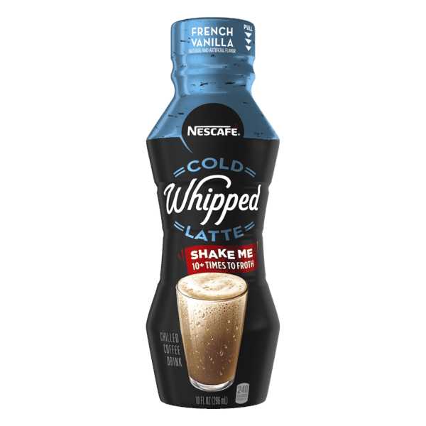 $0.50 for Nescafé® Cold Whipped Latte (expiring on Thursday, 05/16/2019). Offer available at Walmart, GIANT (PA,WV,MD,VA).