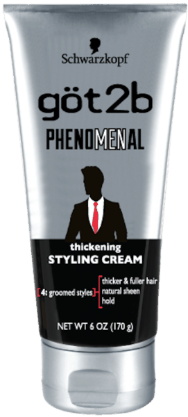 $1.00 for göt2b® Phenomenal Hair Products (expiring on Sunday, 12/03/2017). Offer available at Walmart.