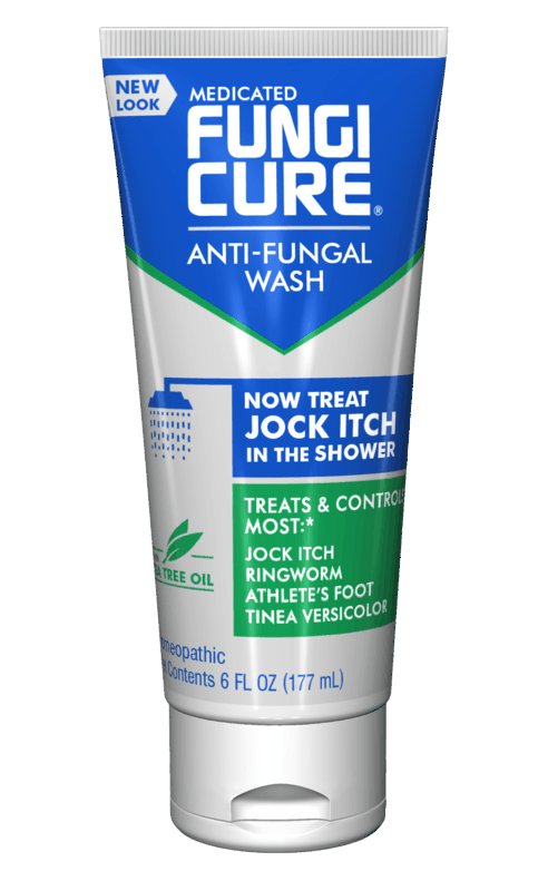 $3.00 for FUNGICURE® Medicated Jock Itch Anti-Fungal Wash (expiring on Monday, 03/02/2020). Offer available at multiple stores.