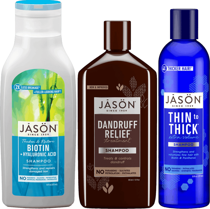 $2.50 for JÄ€SÖN Hair Care (expiring on Monday, 11/15/2021). Offer available at multiple stores.