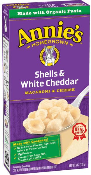 $1.00 for Annie's® Mac & Cheese (expiring on Monday, 07/02/2018). Offer available at Wegmans.