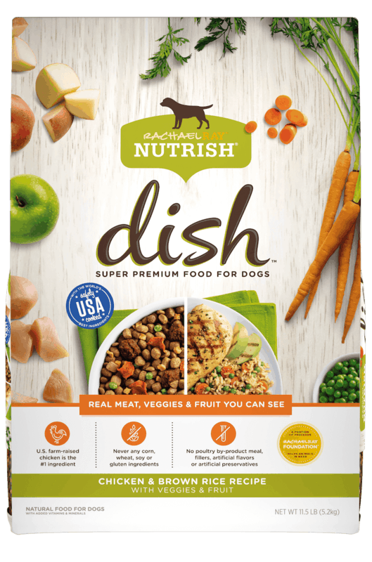 $2.00 for Rachael Ray Nutrish dry dog food. Offer available at PetSmart.