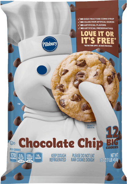 $1.00 for Pillsbury™ Refrigerated Cookies (expiring on Tuesday, 04/30/2019). Offer available at Wegmans.