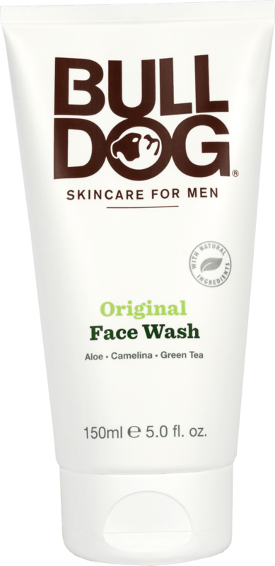 $4.00 for Bulldog® Original Face Wash. Offer available at Target.