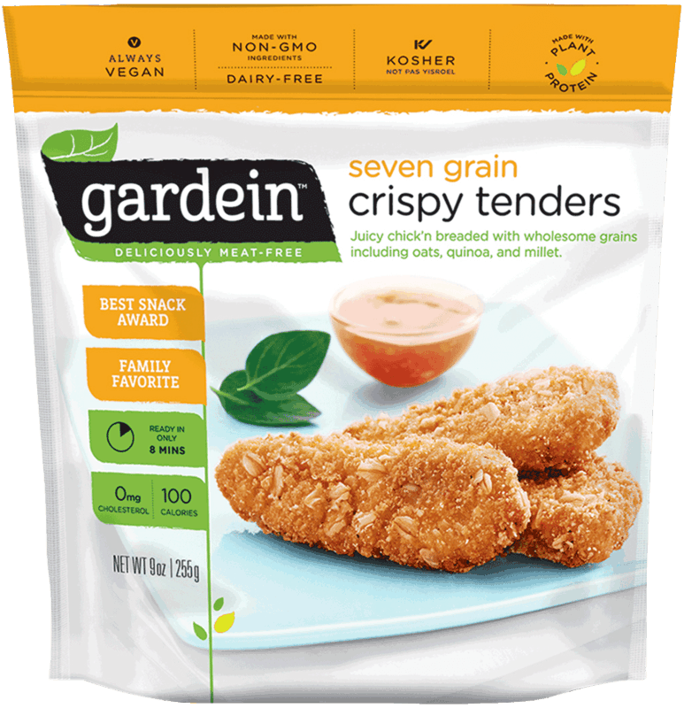 $0.75 for Gardein™ (expiring on Wednesday, 10/02/2019). Offer available at Walmart.