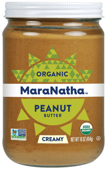 $1.25 for MaraNatha™ Peanut Butter (expiring on Friday, 11/02/2018). Offer available at Walmart.