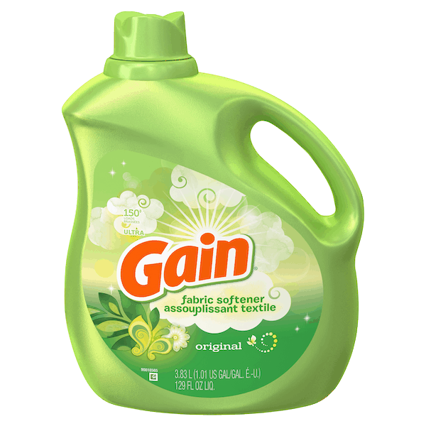 $1.00 for Gain® Fabric Softener. Offer available at Walmart.
