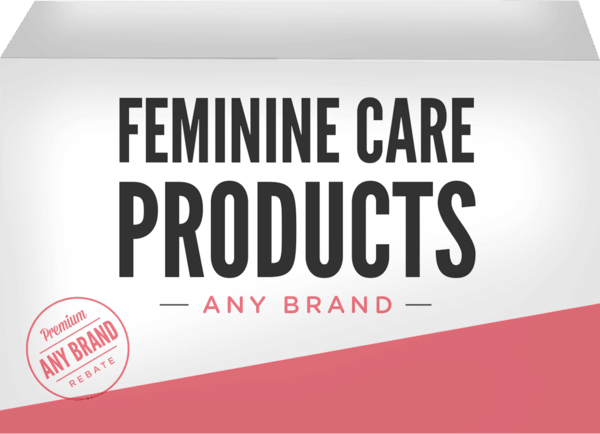 $0.25 for Feminine Care Products - Any Brand (expiring on Sunday, 06/02/2019). Offer available at Target.