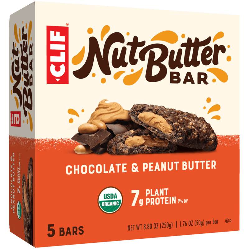 $1.00 for CLIF Nut Butter Bar. Offer available at multiple stores.