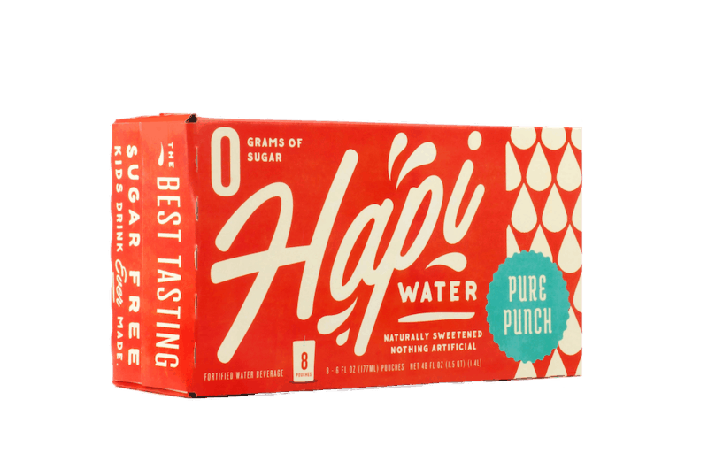 $1.00 for Hapi Water (expiring on Saturday, 10/31/2020). Offer available at multiple stores.