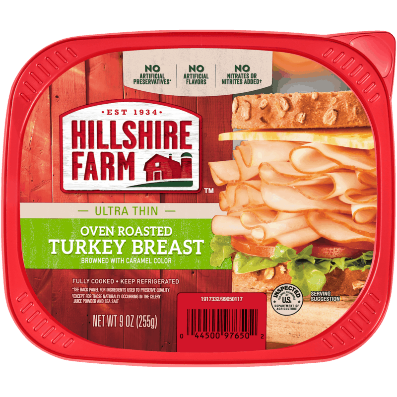 $0.50 for Hillshire Farm® Deli Meat. Offer available at multiple stores.