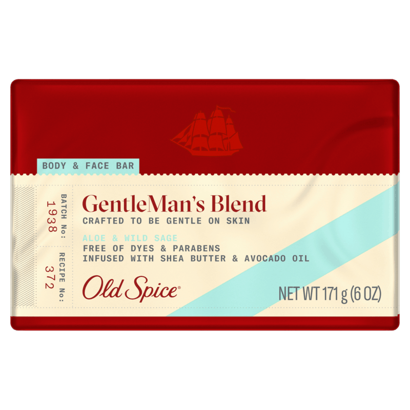$2.00 for Old Spice GentleMan's Blend Bar Soap (expiring on Tuesday, 07/14/2020). Offer available at Target, [TEST] Target.com.