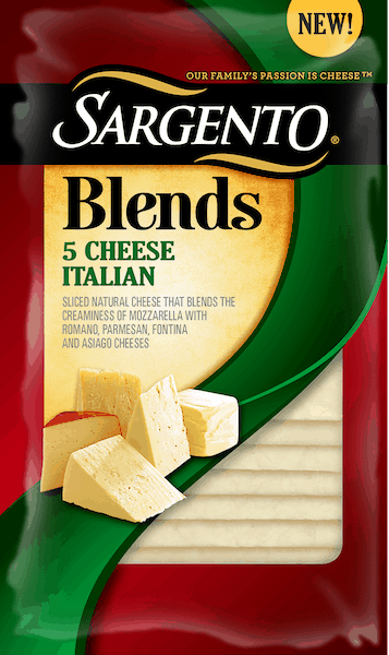 $0.75 for Sargento® Blends™ Slices (expiring on Friday, 11/02/2018). Offer available at Walmart.