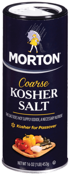 $0.25 for Morton® Kosher Salt (expiring on Wednesday, 11/22/2017). Offer available at multiple stores.