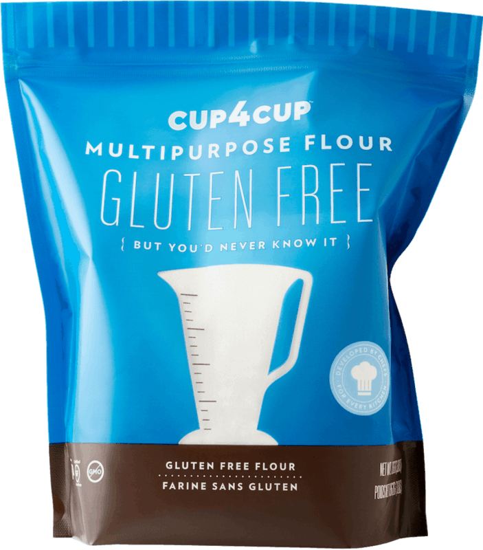 $2.00 for Cup4Cup™ Multipurpose Flour (expiring on Thursday, 10/15/2020). Offer available at multiple stores.