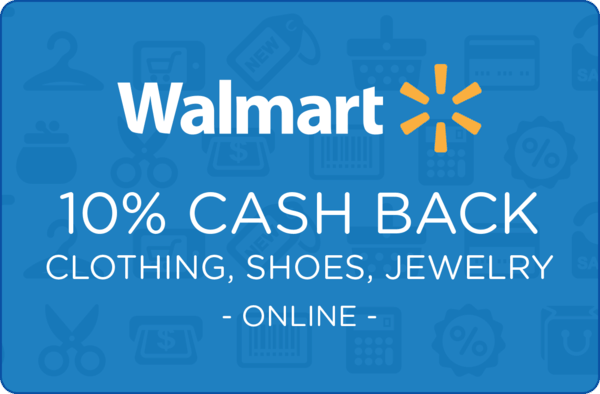 $0.00 for Walmart.com Clothing, Shoes, and Jewelry (expiring on Monday, 04/23/2018). Offer available at Walmart.com.