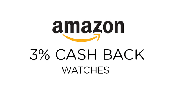 $0.00 for Amazon Watches (expiring on Thursday, 04/30/2020). Offer available at Amazon.